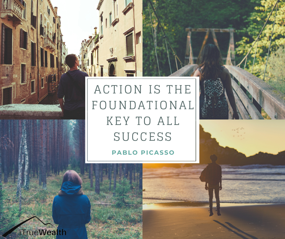 Action is Key to Success